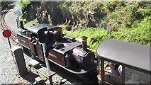 SH6441 : Ffestiniog Railway by Patrick Hamilton