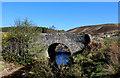 NC9121 : Bridge across the Kildonan Burn by Chris Heaton