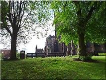 SO9198 : Church Lawn by Gordon Griffiths