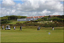 NS2005 : Trump Turnberry Golf Course by Walter Baxter