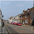 SZ4989 : Newport: along Lugley Street by John Sutton