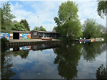 SK5907 : Leicester Outdoor Pursuits Centre by Christine Johnstone