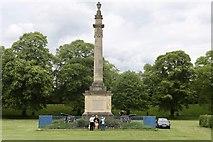 SO5139 : Nelson Column, Hereford by Andrew Abbott