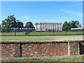 TL1067 : Sport at Kimbolton by Des Blenkinsopp