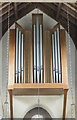TG2236 : Organ, St Mary's church, Roughton by Julian P Guffogg