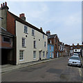 SZ4989 : Newport: the east end of Lugley Street by John Sutton