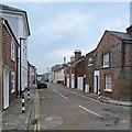SZ4988 : Newport: Chapel Street by John Sutton