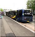 ST3088 : Two Stagecoach Gold buses, Queensway, Newport by Jaggery