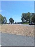 SK9308 : Car Park by Alex McGregor