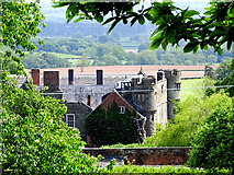 SO4465 : Croft Castle and Parkland, Yarpole near Leominster by Brian Robert Marshall