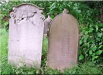TG2408 : Graves in Section A by Evelyn Simak