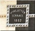SJ8793 : Winlatter Terrace 1882 by Gerald England