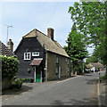 TL4860 : Fen Ditton: Grassy Cottage, Green End by John Sutton