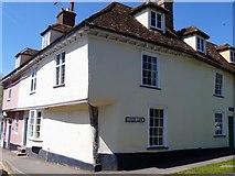TL5646 : Linton houses [4] by Michael Dibb