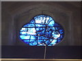 SO2764 : Window inside St. Michael's Church (Nave | Discoed) by Fabian Musto