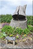 SJ3454 : Gresford W.I. Garden by Stephen McKay