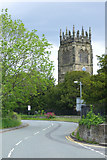 SJ3454 : Gresford Road, Gresford by Stephen McKay
