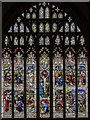 TG2142 : East Window, Ss Peter & Paul church, Cromer by Julian P Guffogg