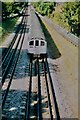TQ2689 : Church Lane Bridge, East Finchley & 1959 Tube Stock by Alexander Barison