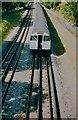 TQ2689 : Church Lane Bridge, East Finchley & 1972 Mk1 Tube Stock by Alexander Barison