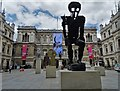 TQ2980 : Outside The Royal Academy by Neil Theasby