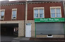 ST6573 : Orchid Thai Spa on High Street, Kingswood by David Howard