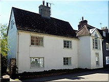 TL5646 : Linton houses [32] by Michael Dibb