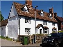 TL5646 : Linton houses [34] by Michael Dibb