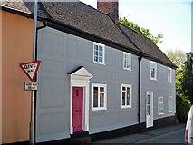 TL5646 : Linton houses [43] by Michael Dibb