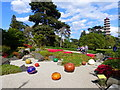 TQ1876 : Zen Garden with sculptures by Chihuly, Kew Gardens by Ruth Sharville