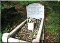 TG2408 : The grave of Benjamin John Botwood by Evelyn Simak