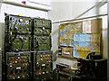 SJ6447 : Radio Room, Hack Green Nuclear Bunker by David Dixon