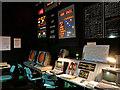 SJ6447 : Monitoring Equipment, Hack Green Secret Nuclear Bunker by David Dixon