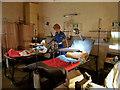 SJ6447 : Medical Room, Hack Green Nuclear Bunker by David Dixon