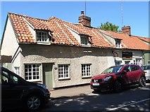 TL5646 : Linton buildings [12] by Michael Dibb