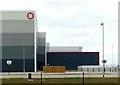 SK4726 : East Midlands Gateway – Big Box 1 by Alan Murray-Rust