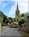 SJ5124 : The Church of All Saints, Clive by David Dixon
