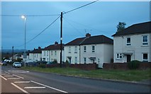 ST6474 : Syston Way, Hopewell Hill by David Howard