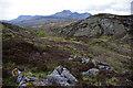 NG6018 : Moorland south of Beinn an Dubhaich by Ian Taylor