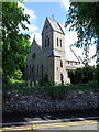 NT9828 : St Ninian's Catholic Church, Wooler by Andrew Curtis