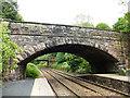 SJ5570 : Two bridges east of Delamere Station by Stephen Craven