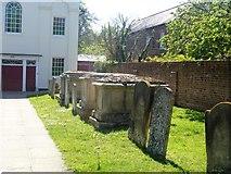 TL5646 : United Reformed church [3] by Michael Dibb