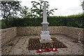 SE4029 : War Memorial on Preston Lane, Great Preston by Ian S