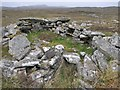 NB1924 : Shieling hut, Airigh Bealach na h-Imrich, Isle of Lewis by Claire Pegrum