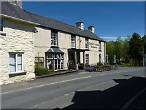 SJ0337 : The Dudley Arms, Llandrillo by Richard Law