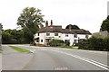 SK7223 : Houses in Ab Kettleby by Andrew Abbott