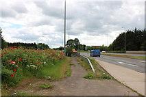SP8434 : Standing Way, Bletchley by David Howard