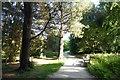 SE2754 : Path in the arboretum by DS Pugh