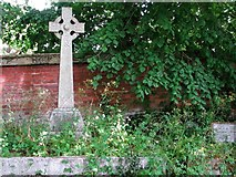 TG2408 : The grave of Arnold Henry Miller by Evelyn Simak