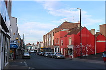 ST5871 : North Street, Southville by David Howard